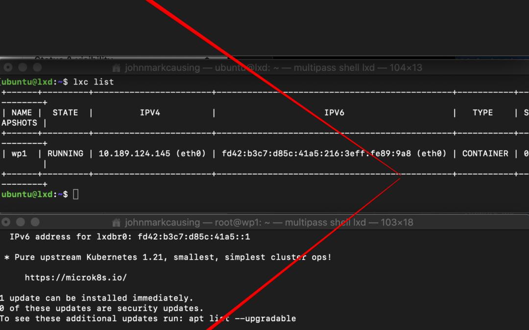 Nginx Reverse Proxy + IPTables (part 1)